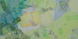 レモンの季節 21.5×42cm